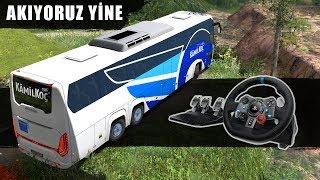 Uçuruma Sıfır Otobüs Sürmek !!