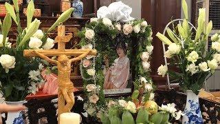 Tiễn biệt Chị Maria Đặng Thị Cẩm Tú bị sát hại