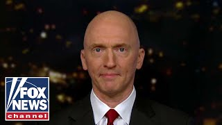 Carter Page plans to go after FBI agents who spied on him