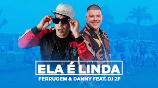 Ferrugem & Danny feat. DJ 2F - Ela é Linda (Flash Mob Video)
