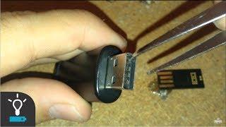 Como Hacer Memoria USB Anti robo