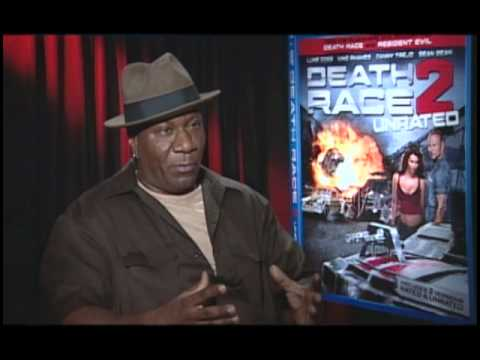 Death Race 2 - Exclusive: Ving Rhames Interview