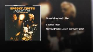 Sunshine Help Me