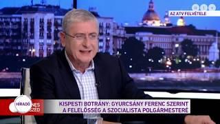 Kispesti botrány: Gyurcsány Ferenc szerint a felelősség a szocialista polgármesteré