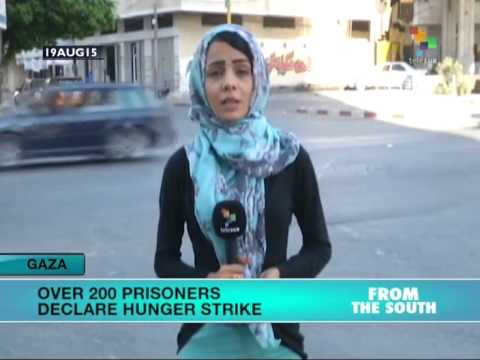 200 Palestinian Prisoners In Israeli Jails Declare Hunger Strike