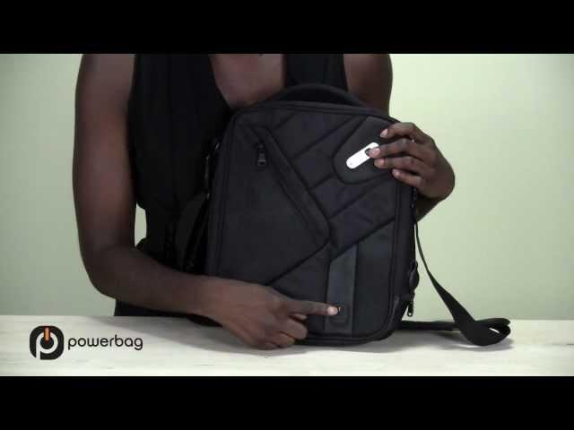 Powerbag Tablet Messenger