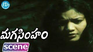 Repeat youtube video Maga Simham Movie - Mukku Raju Romantic Scene