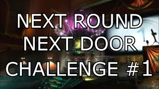 NEXT ROUND NEXT DOOR CHALLENGE #1 - KINO DER TOTEN REMASTERED