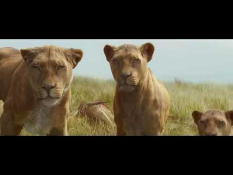The Legend of Tarzan (2016) - Lion Scene