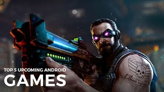 Top 5 Upcoming High Graphic Games on Android 2019|Upcoming Android Games 2019|Telugu Tech winner