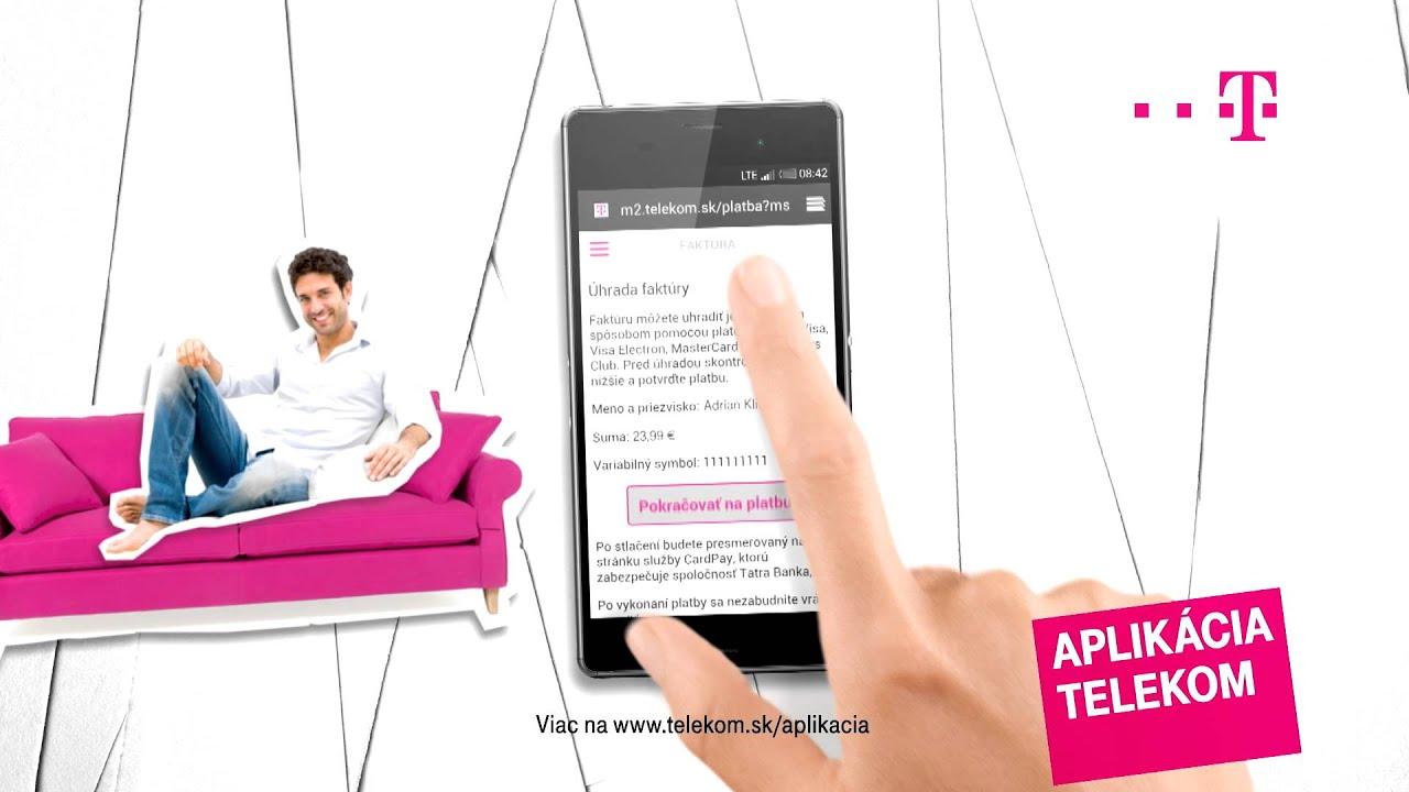 df84f0c9d Mobilná aplikácia Telekom - Telekom