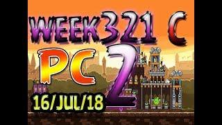 Angry Birds Friends Tournament Level 2 Week 321-C PC Highscore POWER-UP walkthrough