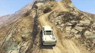 Mt Chiliad Hill Climb! Lets Play GTA 5