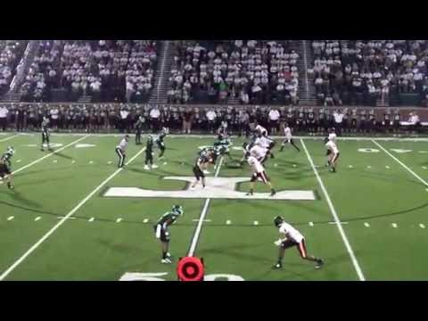 The Ensworth School (Nashville, TN) vs. Trinity High School (Louisville) Football 8/21/2015