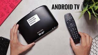 Tata Sky Binge+ Android TV Box: Best of Both Worlds!