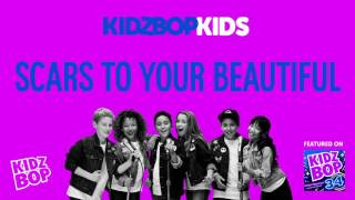 KIDZ BOP Kids - Scars To Your Beautiful (KIDZ BOP 34)