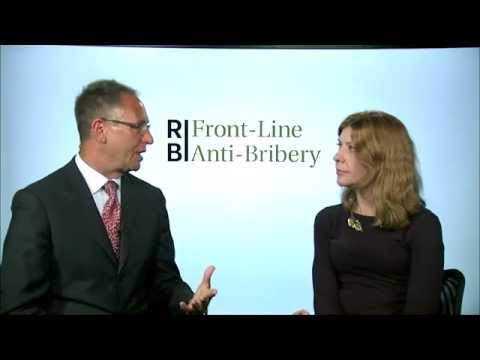 Front-Line Interview Episode 1: Alison Taylor, How Organizations Impact Corruption