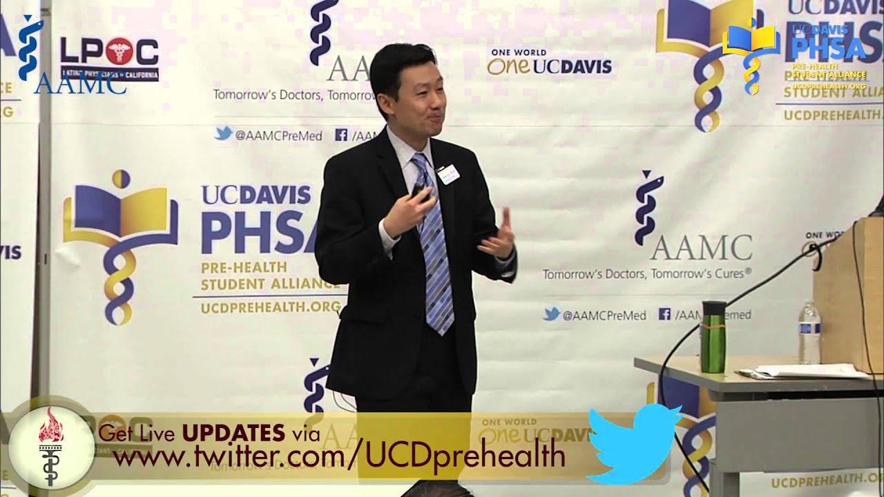 MD vs MD/PhD vs PhD: Steve Lee, Ph D  (2014)