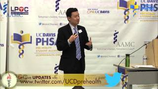 MD vs MD/PhD vs PhD: Steve Lee, Ph.D. (2014)