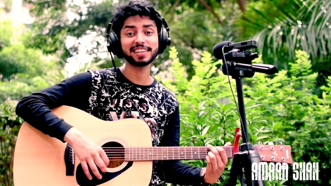 Jogi Hona Atif Aslams O Re Piya Medley Heartbeat Style On Guitar