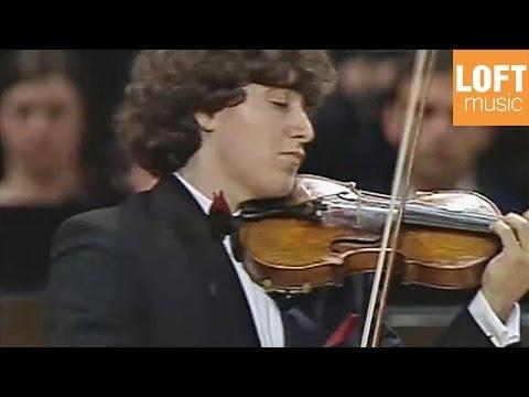 Maxim Vengerov: Paganini - Caprice No. 2 (1990)