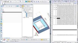 Компас-3D. Параметрическая рамка из уголков.