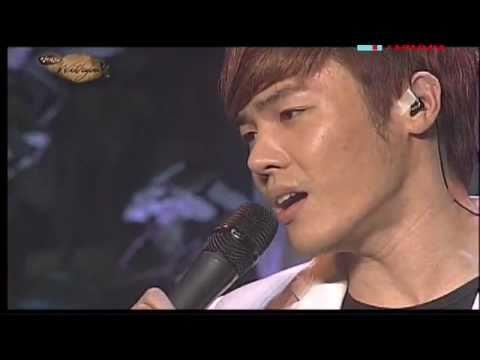 [110611] 휘성(Wheesung) - Dance with my father (Live)
