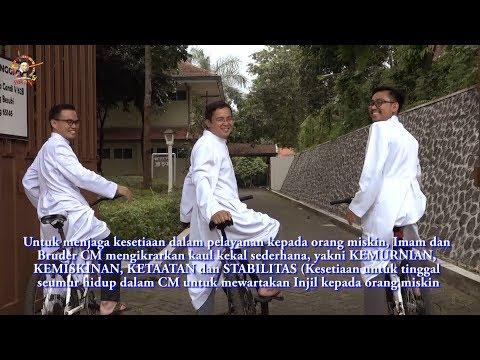 Kaul Kekal Frater Kongregasi Misi. KEMURNIAN, KEMISKINAN, KETAATAN dan STABILITAS