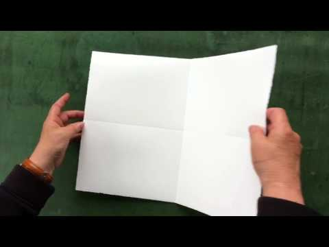 Deckle Edge Papers with Waterlines - Folding and Separating