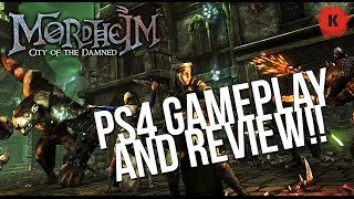 IS IT GOOD?! Mordheim: City Of The Damned PS4 Gameplay Review