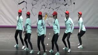 Gang In Da Hood-Unlimited Dance Academy