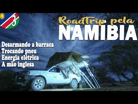 Viajando de campervan pela Namíbia   Felipe, o pequeno viajante