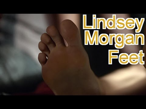 Lindsey Morgan's Feet