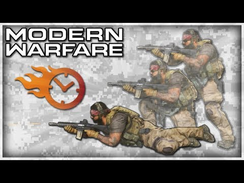 Modern Warfare: Drop Shotting Is Back (Also Broken)