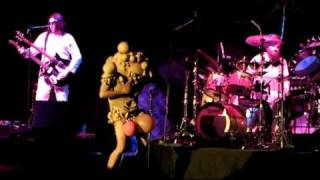 The Colony of Slipperman - The Musical Box live in Rome 2012