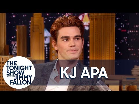 KJ Apa Reacts to His Riverdale TV Dad Luke Perry's Death