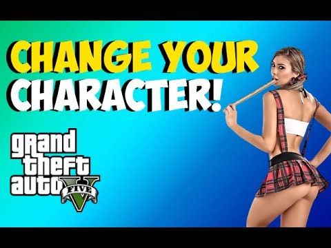 Change gender of my character? :: Grand Theft Auto V ...