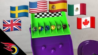 Marble Race: Country Marble Battle | Premier Marble Racing
