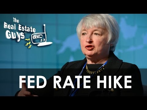 How The Fed Rate Increase Affects Real Estate Investors