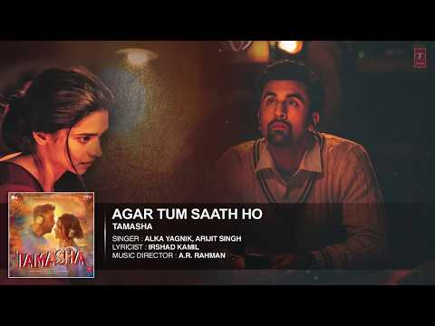 agar-tum-saath-ho-full-song-|-tamasha-|-arijit-singh-&-alka-yagnik-|the-songs-club-|-new
