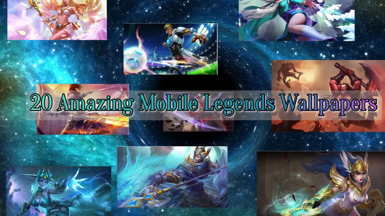 Mobile Legends 20 Amazing Wallpapers Of Mobile Legend Heroes