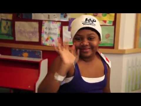Children's Hospital Surprise by Victoria's Secret Model Erin Heatherton & The Northwest