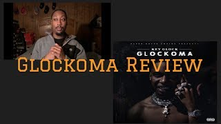 Key Glock - Glockoma Review/Reaction | NewEraMar Reactions