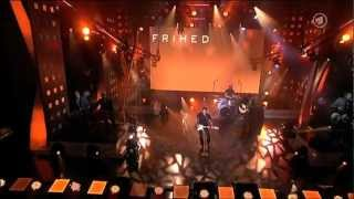 Carl Carlton & Peter Maffay live -Toast to Freedom- (Grand Prix Party zum ESC 2012)