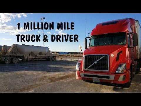 1 Million Mile Truck & Driver