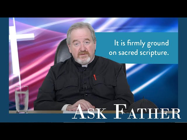 Is the Catholic Teaching on Confession Wrong? | Ask Father with Fr. Paul McDonald