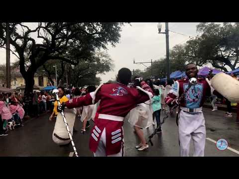 Talladega College | 504 by The Soul Rebels Brass Band | Endymion Parade 2018