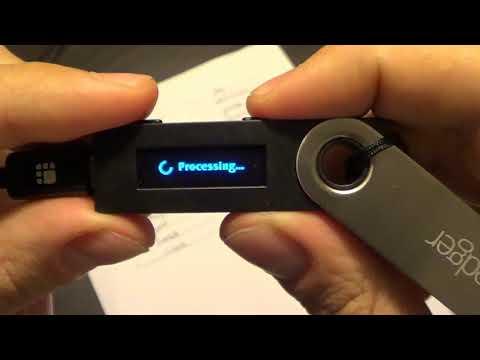 Ledger Nano S (Bitcoin cüzdanı) Kurulum ve Kullanımı