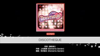 『DISCOTHEQUE』Pastel*Palettes(難易度:EXPERT)【ガルパ プレイ動画】