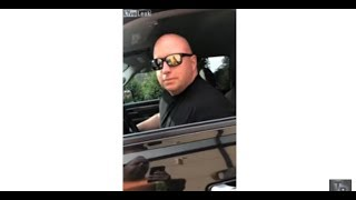 officer gets owned by private construction worker MIRRORED